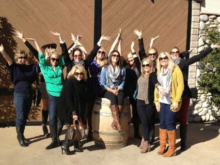 """""""Top Paso Robles Wine Tour Stops"""" List for 2017"""