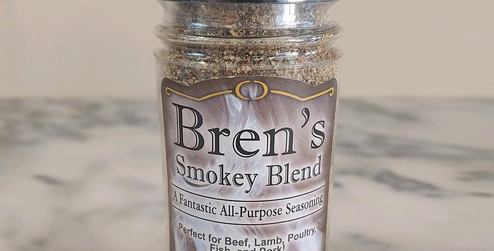 Bren's Smokey Blend