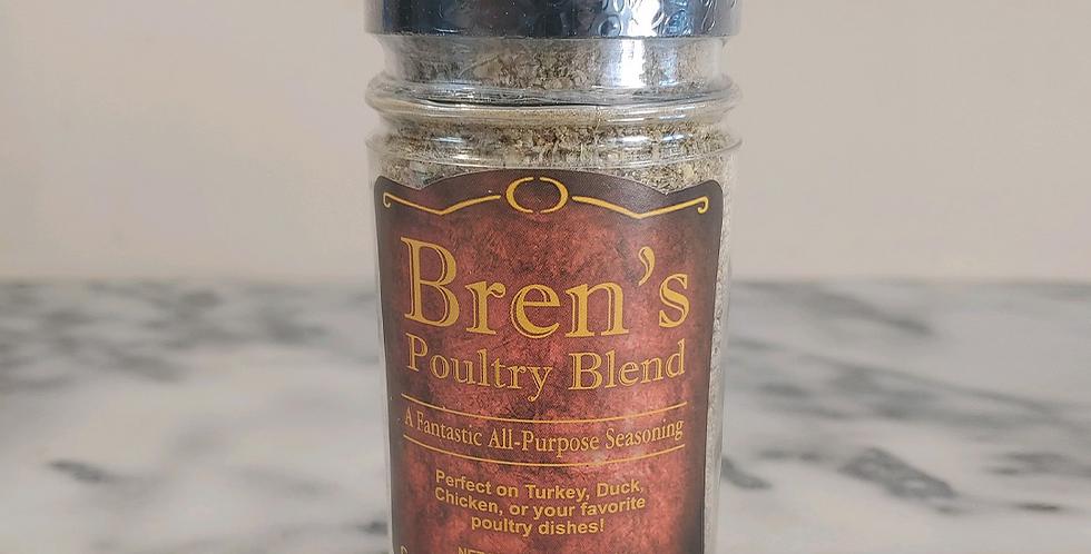 Bren's Poultry Blend