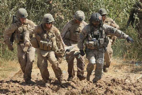 Perspective Approach Marines Leadership Training Medical Evacuation Resiliency