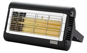 Sorrento single commercial infrared quartz heater