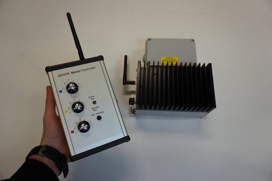 QHVCR Remote & QHC06MRE