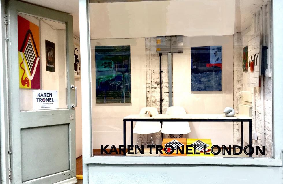Karen Tronel London - Summer 2020