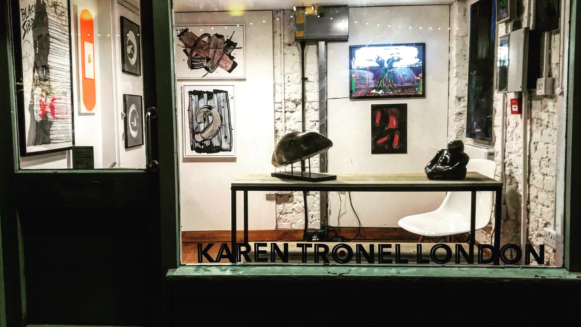 Karen Tronel London - Summer 2019
