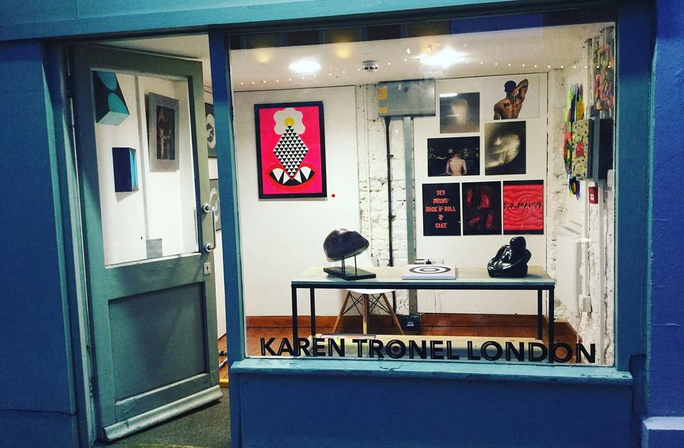 Karen Tronel London - Autumn 2019