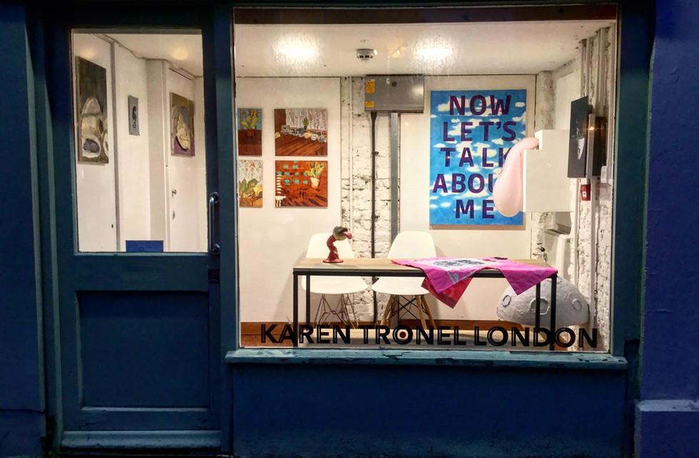 Karen Tronel London - Winter 2020