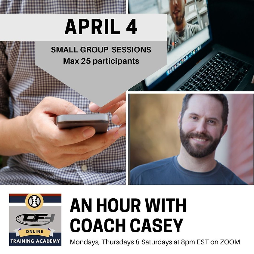 An Hour With Coach Casey