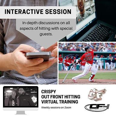 Crispy OFH Virtual Training 5/28/20