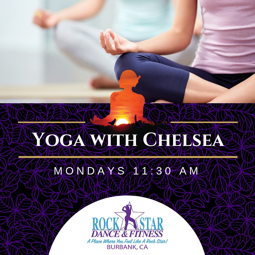 Yoga with Chelsea
