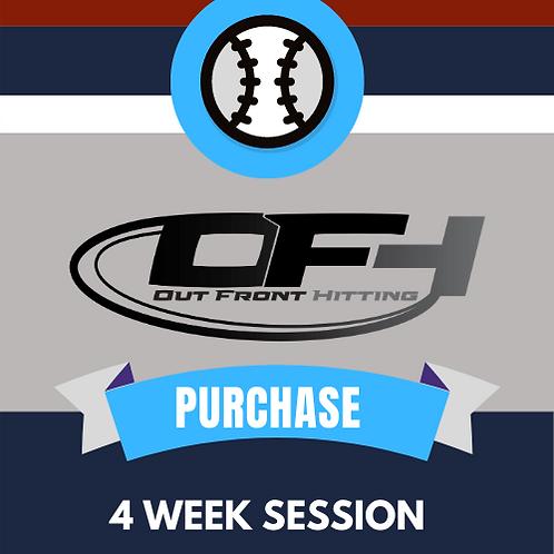4 Week Session