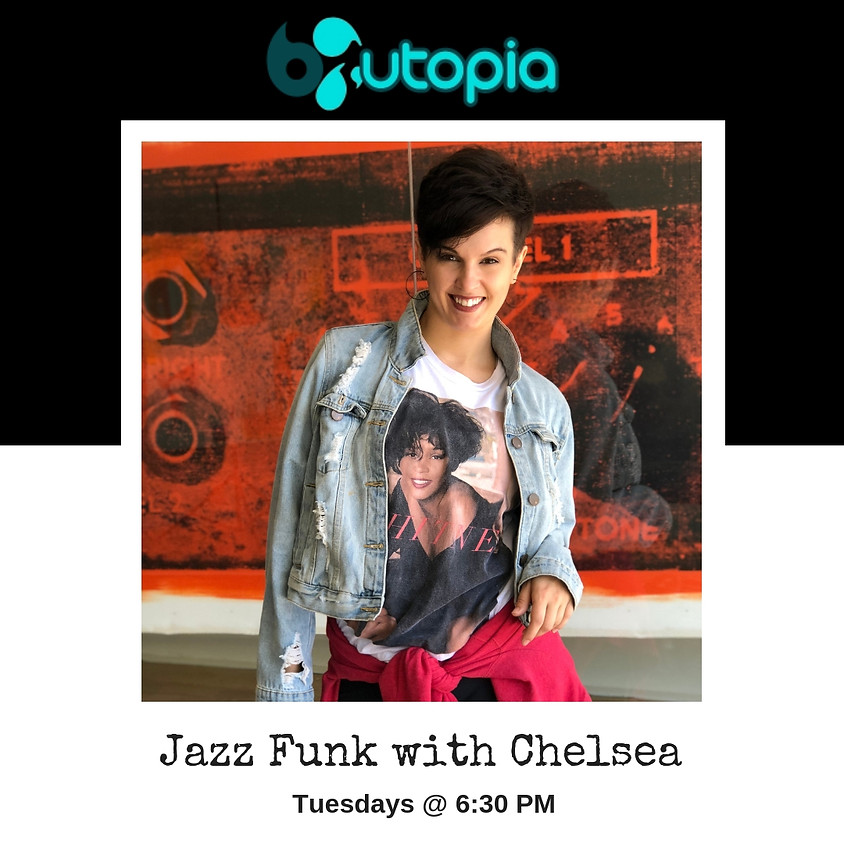 Jazz Funk with Chelsea