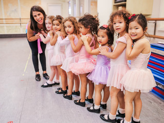 Advantages for children that Dance