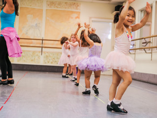 Tips for a Positive Transition into Dance for Your Child