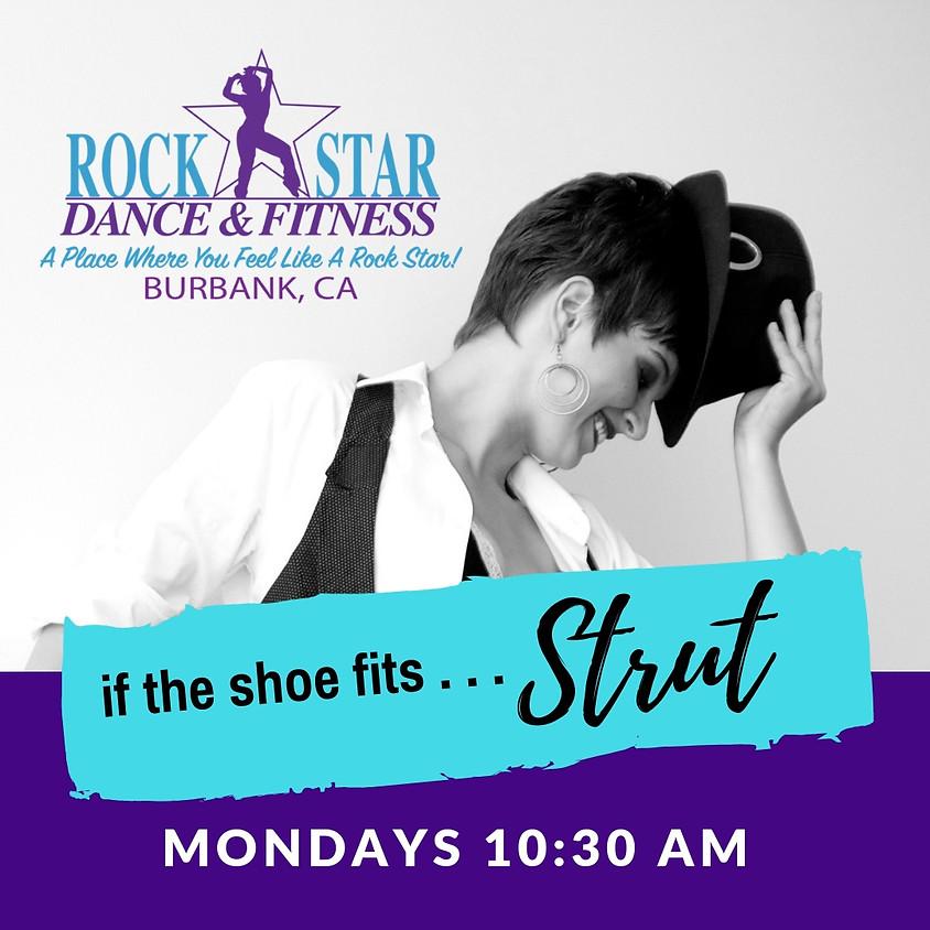 STRUT - Dance/Fitness Classes for Women