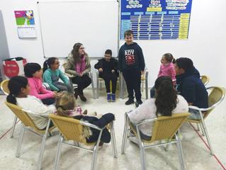 Estrella Azahara es un lugar para la enseñanza y el acompañamiento