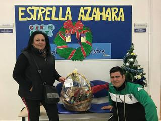 Ganadores de la cesta de Navidad de Estrella Azahara