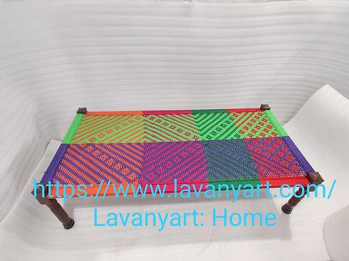 Metal charpai cot katiya outdoor indoor furniture