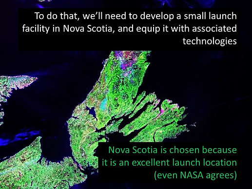 Image result for nasa nova scotia