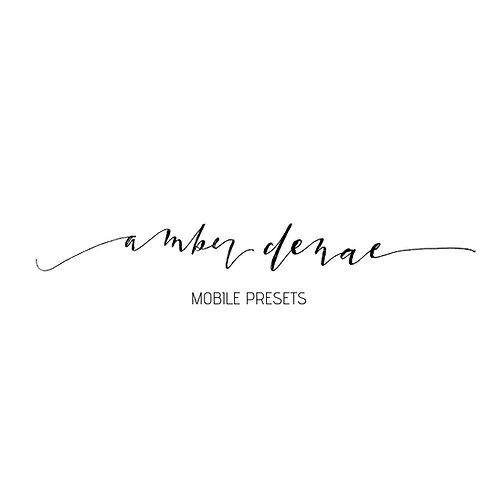 AMBER DENAE PRESETS Mobile