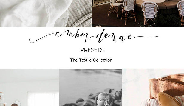 The Textile Collection Desktop Presets