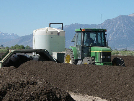 A Local Company - Full Circle Compost – Closing the Loop and Regenerating Soils