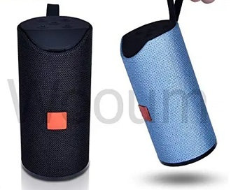 TG113 Super Bass Portable Bluetooth Speaker with FM and TF Card Support