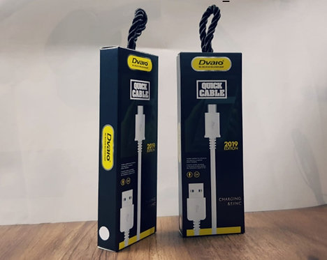 Dvaio 1.5 amp android cable