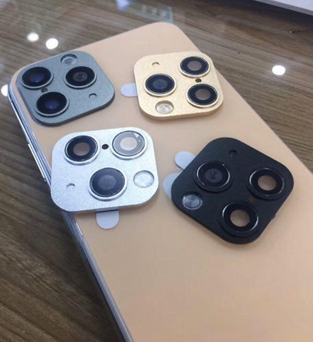 Camera Lens Protector for iPhone X (3pc)