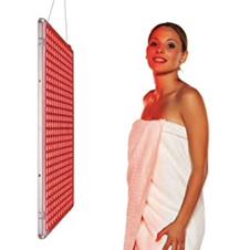 Healing Red LED Light Panel