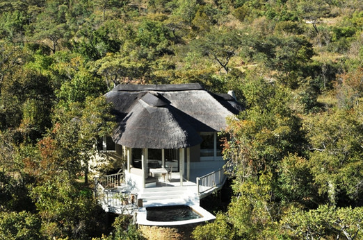 Clifftop Exclusive Safari Hideaway