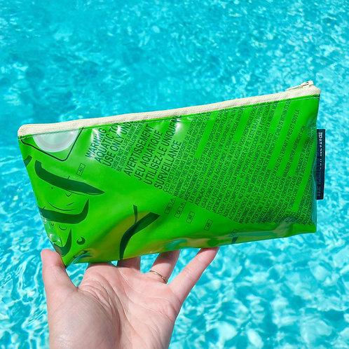 Crocodile Small Pouch / Petite pochette crocodile