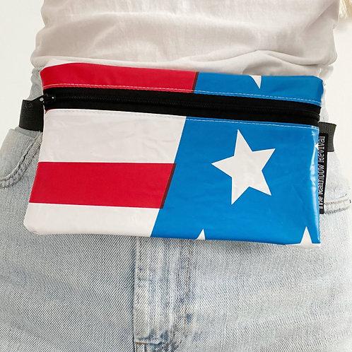 Sac banane drapeau américain / Stars & stripes Bumbag