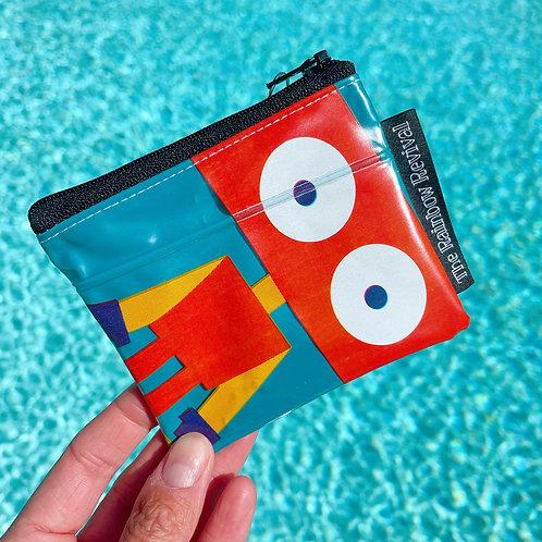 Robot Money Pouch / Pochette à Monnaie Robot