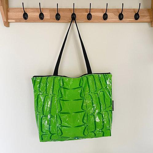 Large Crocodile Bag / Grand Sac Crocodile