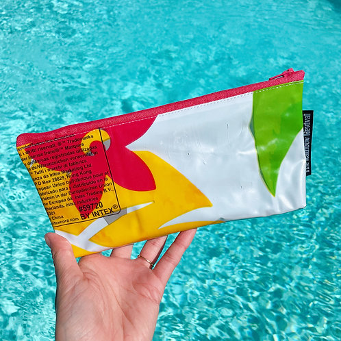 Tropical Small Pouch / Petite Pochette Tropical