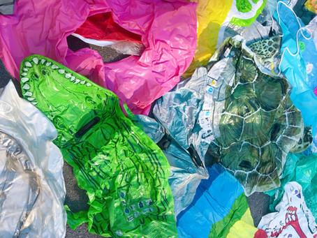 Les bouées gonflables de piscine peuvent-elles être recyclées?