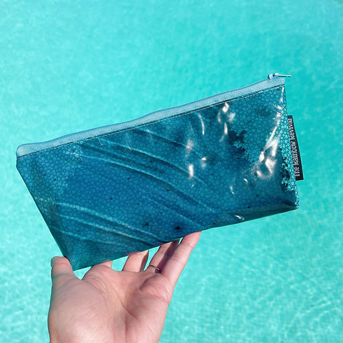 Stingray Small Pouch / Petite pochette raie manta