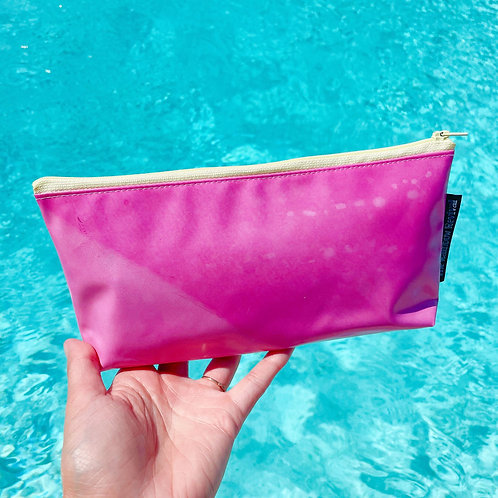 Pink Small Pouch / Petite pochette rose