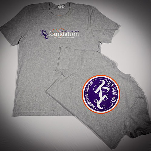 Grey Foundation T-Shirt