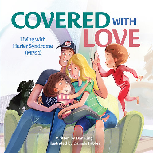 Covered With Love - Childrens Book