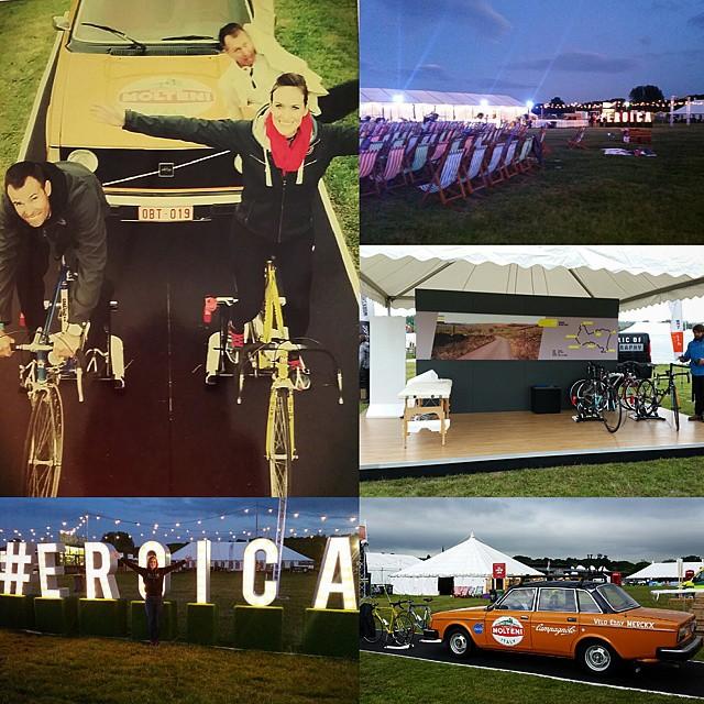 Eroica Britainia Cycling Festival