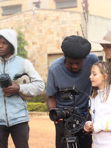 "Directing ""Slum Angel"""