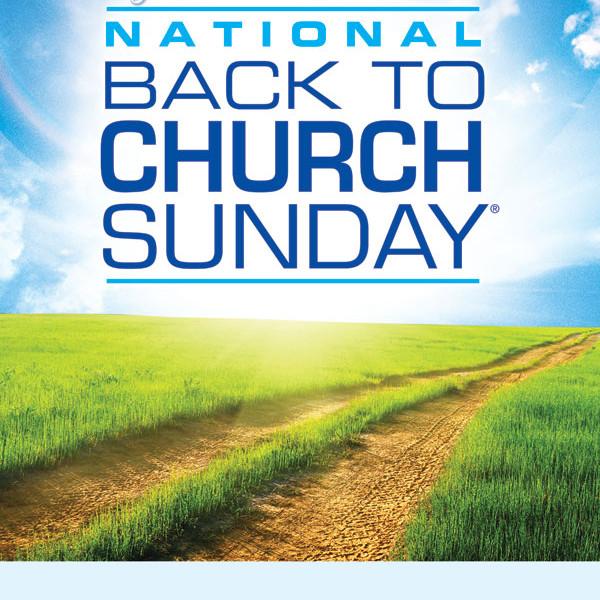 Back To Church Sunday 2021