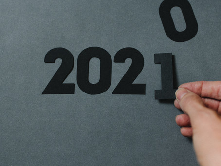 Do These 5 Things in 2021.