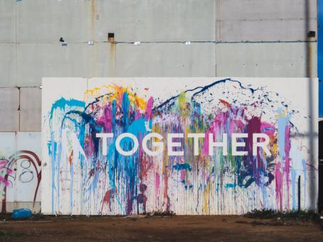 Inclusion. Connection. Voice.