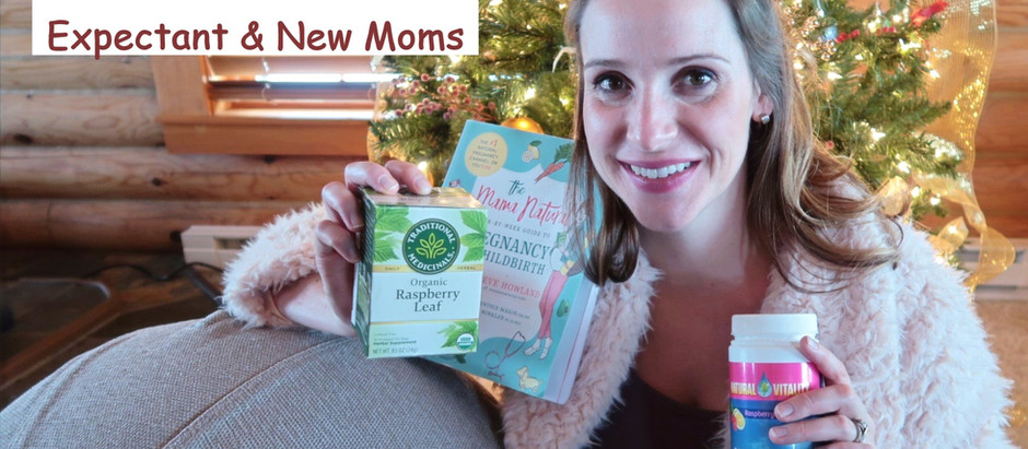 Gift Guide for Expectant & New Moms! From a doulas perspective.