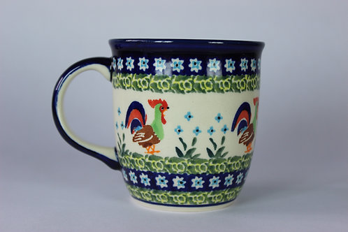 "Mug 0.35l ""cockerel"""