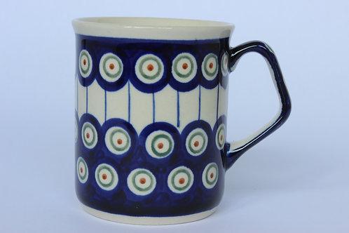 """Mug 0.25l """"peacock eyes"""""""
