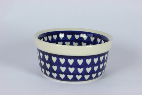 "Ramekin / dip bowl ""hearts"""