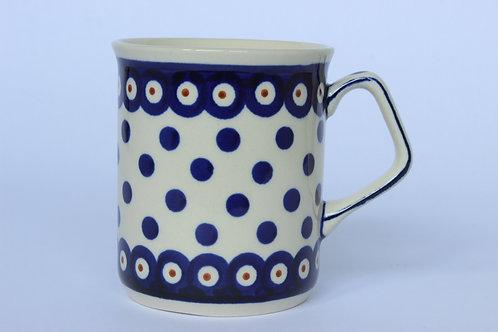 """Mug 0.25l """"dots with border"""""""